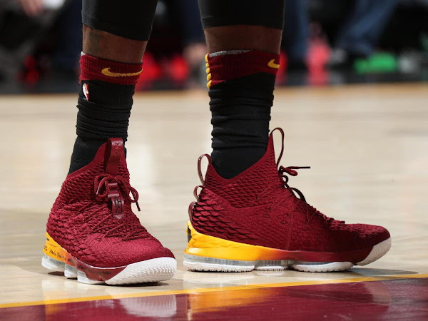 King James Pours in 45 Points in CavFanatic LeBron 15 PEs in Game 7