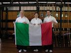 La squadra che rappresenterà l'Italia a Parigi nel prossimo mese di luglio