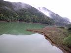 大雨直後の静かな湖面の様子 2011-07-03T11:48:43.000Z
