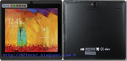 How to fix itechie A88 7-inch tablet stuck in boot logo   MZtech