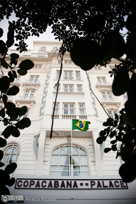 Foto de casamento 0010 de Fernanda e Ramon. Marcações: 23/07/2010, Casamento Fernanda e Ramon, Copacabana Palace, Hotel, Rio de Janeiro.