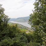 Auf der anderen Rheinseite ...