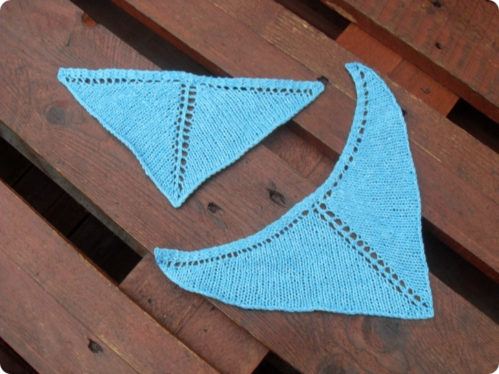 5shawls5days - triangular