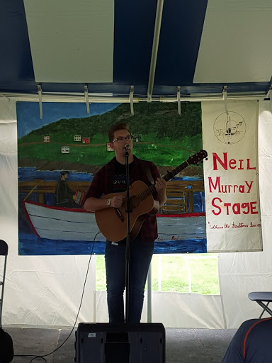 Mike Aylward. Everything You Need to Know about the Newfoundland Folk Festival