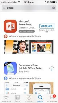 Abrir Office Online - 257