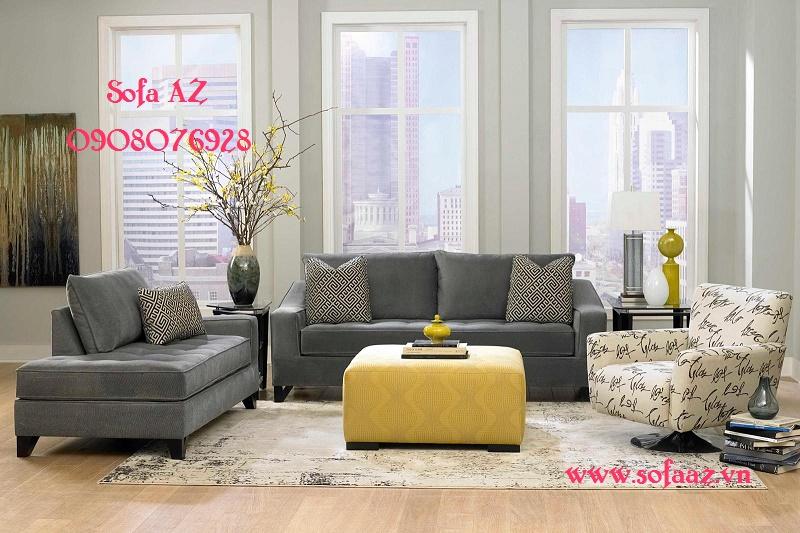 Bọc ghế simili bọc ghế sofa cổ điển phòng khách