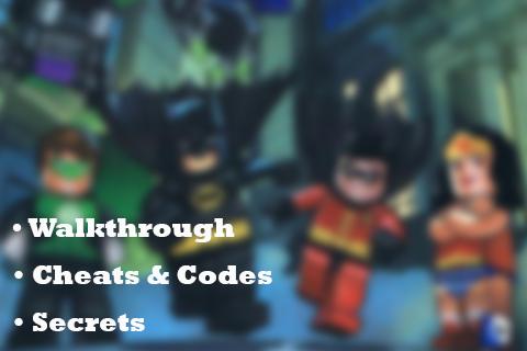 Guide for Batman 2 DC