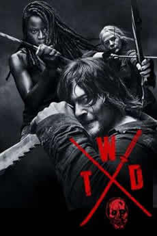 capa The Walking Dead 10ª Temporada