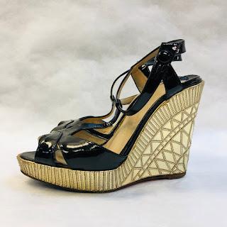 Christian Louboutin Art Deco Heels