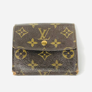 Louis Vuitton Monogram Canvas Wallet