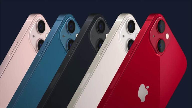 آيفون ١٣ الجديد - التصميم والألوان