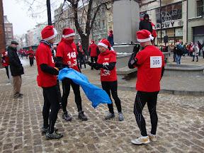 VIII Półmaraton Św. Mikołajów 2010.12.05, Toruń