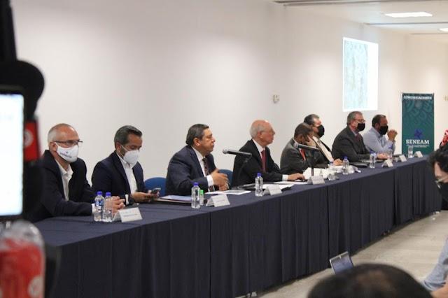 REDISEÑO DEL ESPACIO AÉREO GARANTIZA SEGURIDAD  Y MAYOR EFICIENCIA EN OPERACIONES: SCT
