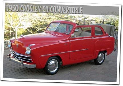 1950 Crosley CD Convertible - autodimerda.it