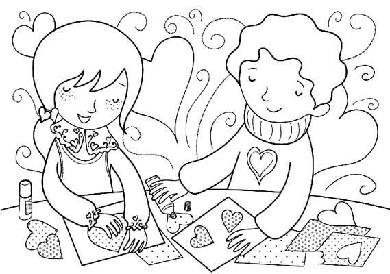 Baú Da Web: 7 Lindos Desenhos Românticos Para O Dia Dos