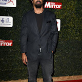 OIC - ENTSIMAGES.COM - David Haye at the  Daily Mirror Pride of Sport Awards  London 25th November 2015 Photo Mobis Photos/OIC 0203 174 1069