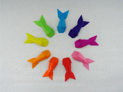 Aileen Edwin Origami