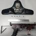 Polícia Militar apreende submetralhadora e revólver em Aracruz