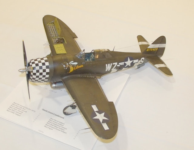 Republic P-47 model kit
