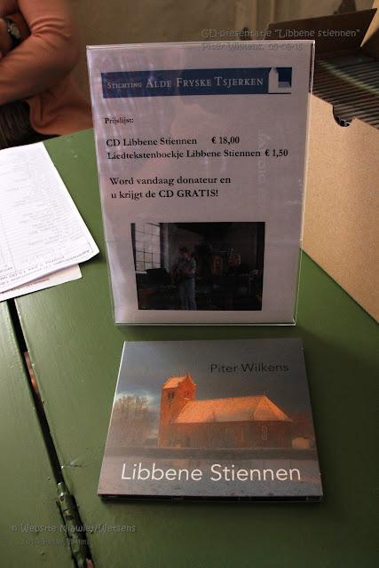 "CD-presentatie ""Libbene stiennen"" van Piter Wilkens. - CD%2Bpresentatie%2BPiter%2BWilkens4.jpg"