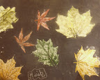 Fall Leaves by Mariah