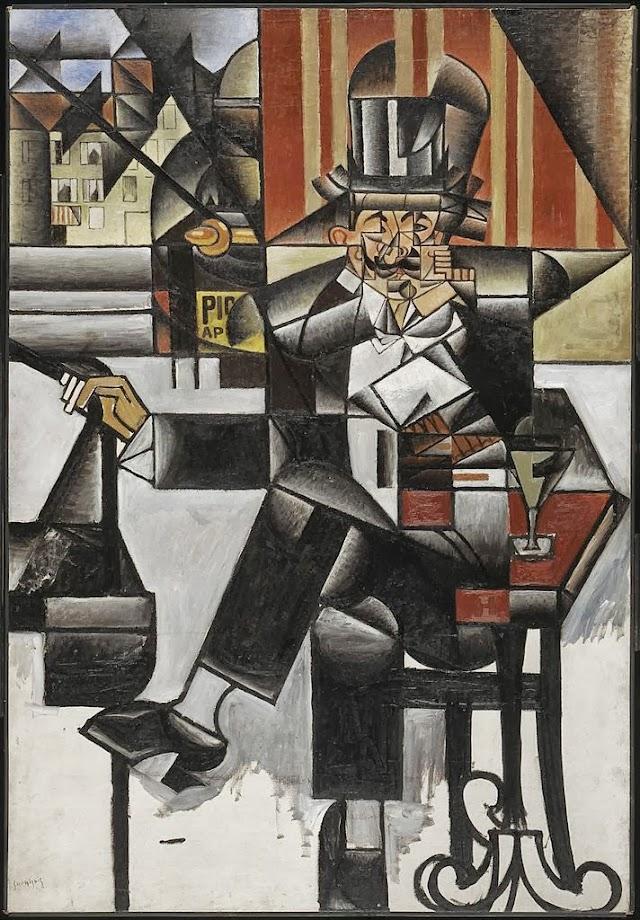 Algargos arte e historia juan gris pintor del cubismo for Tipos de vanguardias