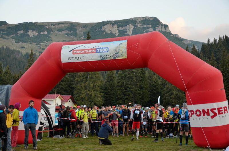 Start Marathon 7500 - 2013