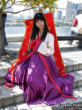 ragnarok online cosplay - sohee