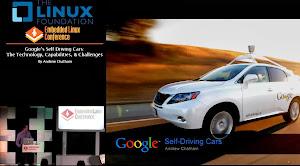 Google Self-Driving Car Ubuntu Linux