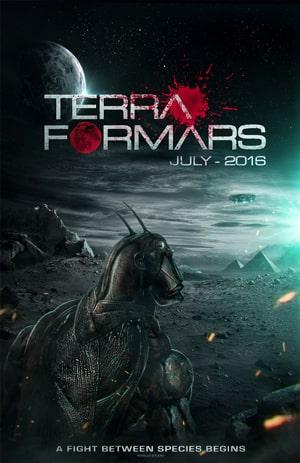 Cuộc Chiến Trên Sao Hỏa - Terra Formars