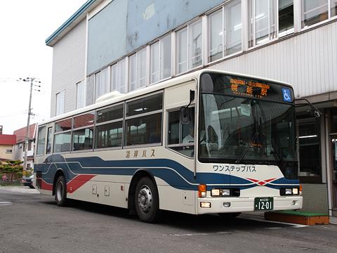 沿岸バス 幌延留萌線 1201