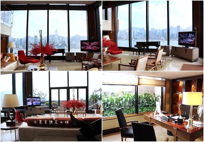 8 洲際酒店 InterContinental 閃躍維港 3D光雕匯演
