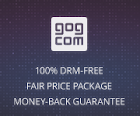 Link to GOG.com frontpage