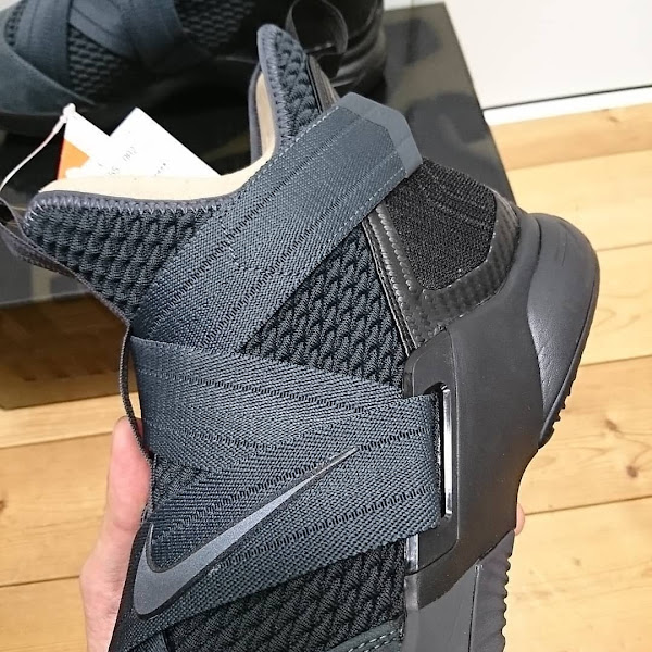 low priced 43121 dfe70 Zero Dark Thirty' Nike LeBron Soldier XII Has Been Pushed ...