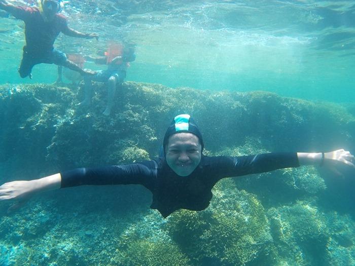 Snorkeling - Trip Pulau Menjangan Pulau Tabuhan Banyuwangi