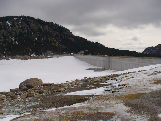 El lago de las Boullosas