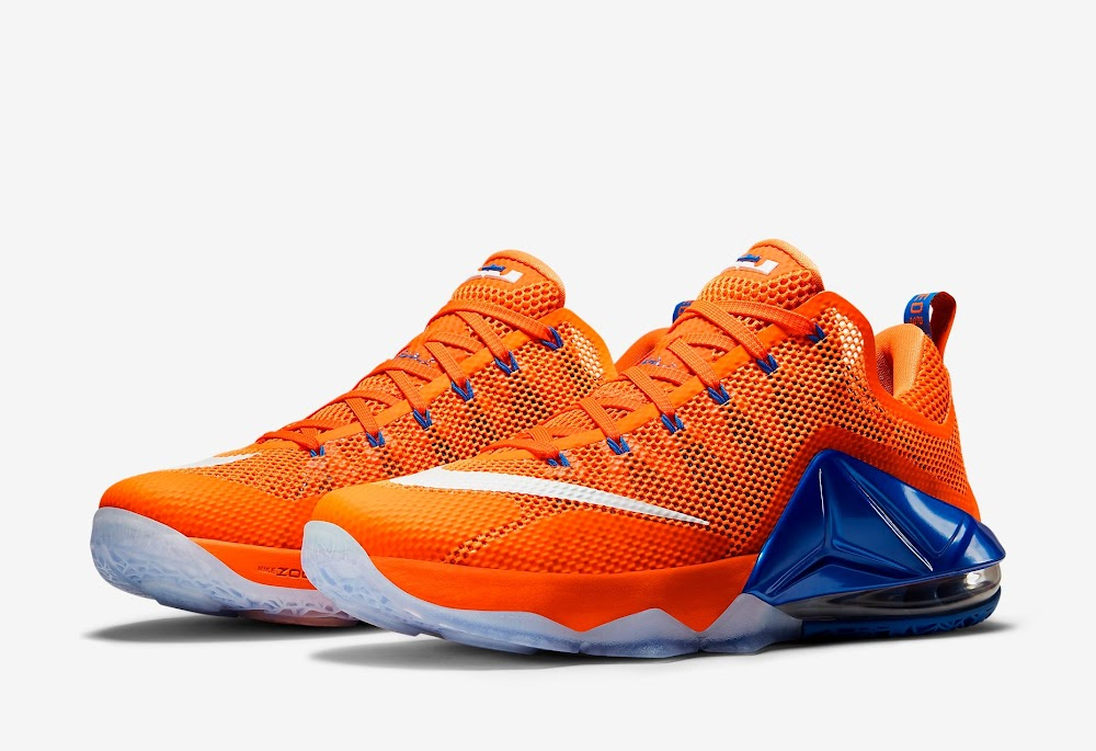 fe04d0f648f ... Release Reminder Nike LeBron 12 Low Bright Citrus ...