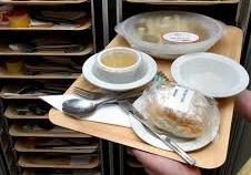 قسم الأغذية بمستشفى الياسمين بالمعادي