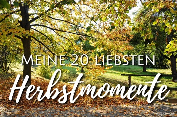 Herbstmomente