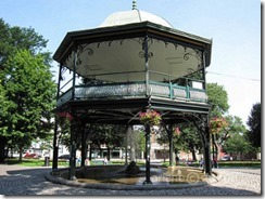 King Square Pavilion