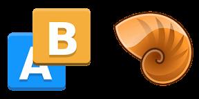 Renombrado masivo de archivos en Ubuntu con Python. Logo.