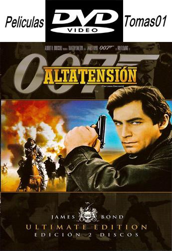 007 (15): Su nombre es peligro (1987) DVDRip