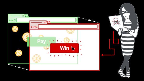 Mengenal Serangan Clickjacking dan cara pencegahannya!