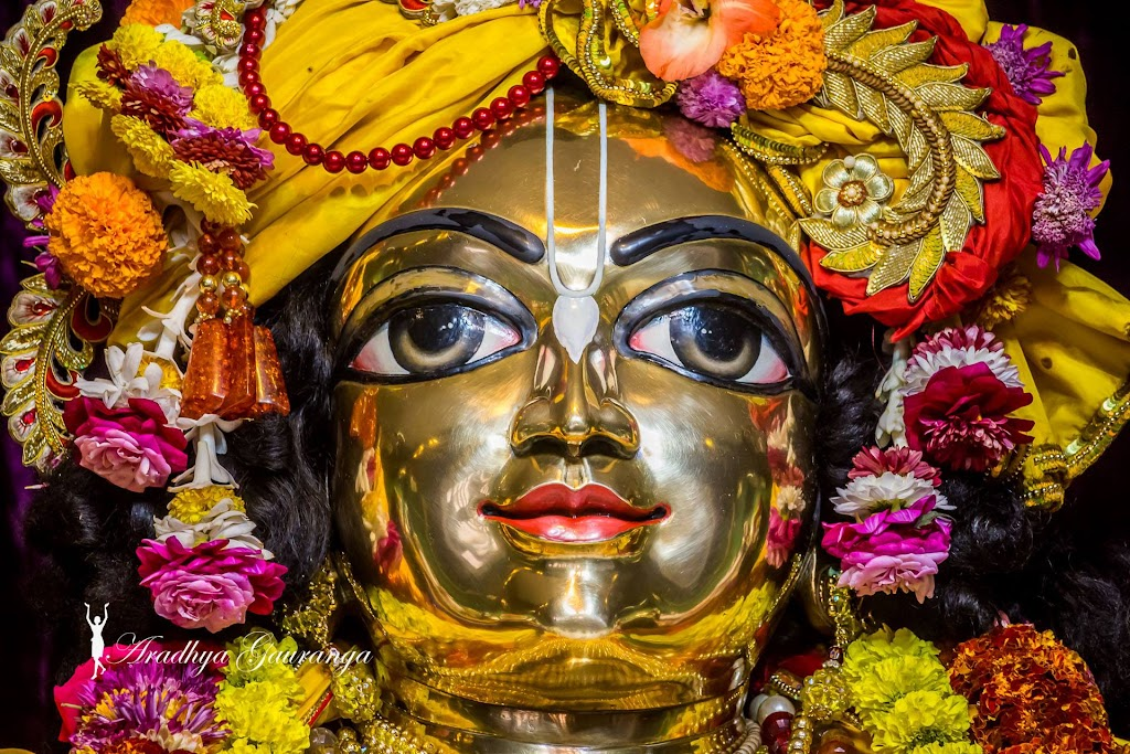 ISKCON Mayapur Deity Darshan 11 Jan 2017 (4)