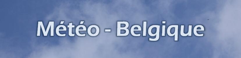 Météo - Belgique