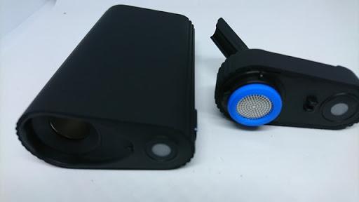 DSC 7601 thumb%255B3%255D - 【MOD】WEECKE FENiXヴェポライザーレビュー。Miniより大きく液晶はないが味は良い!どっちにすればいいか迷うヴェポ!【加熱式タバコ/葉タバコ/電子タバコ】