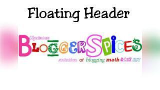 Make Header Floating