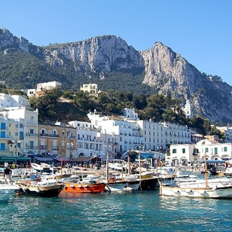 Campania, terra magica densa d'arte, bellezze naturalistiche e tanta buona cucina.