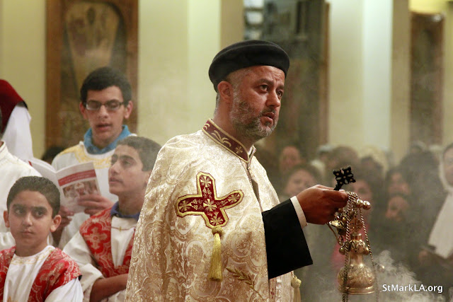Rites of receiving Fr. Cyril Gorgy - _MG_0888.JPG