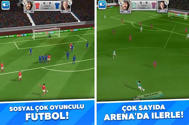 Android Ücretsiz En Popüler: Score! Match